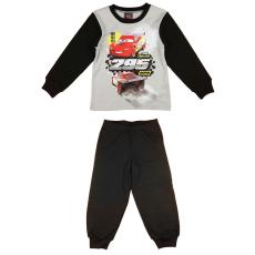 Andrea Kft. Disney Cars/Verdák fiú pizsama 92 Fekete