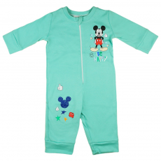 """Andrea Kft. Disney Mickey """"Be happy"""" overálos pizsama"""