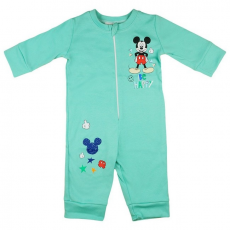 "Andrea Kft. Disney Mickey ""Be happy"" overálos pizsama 21760065086"