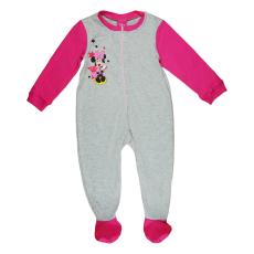 Andrea Kft. Disney Minnie csillagos lábfejes overálos pizsama 92 23147031092