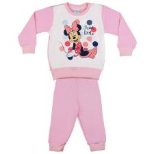 Andrea Kft. Disney Minnie lányka pizsama (méret: 86-116) 18342045086 gyerek hálóing, pizsama