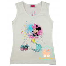 Andrea Kft. Disney Minnie sellős lányka trikó
