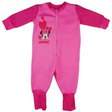 Andrea Kft. Disney Minnie szívecskés belül bolyhos overálos pizsama 122 22769902122 gyerek hálóing, pizsama