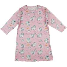 Andrea Kft. Unikornis mintás hálóing gyerek hálóing, pizsama