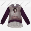Anekke gyermek kapucnis pulóver, 7-8 év (RH6147)