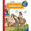Angela Weinhold Indiánok