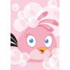 Angry Birds Iskolai füzet, 1.oszt. vonalas [14-32], A5, 32 lap, ANGRY BIRDS - Bubbles