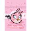 Angry Birds Iskolai füzet, 2.oszt. vonalas [16-32], A5, 32 lap, ANGRY BIRDS - Diamond