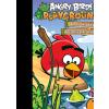 - - ANGRY BIRDS PLAYGROUND - PIROS OKTATÓ ÉS FOGLALKOZTATÓ KÖNYVE