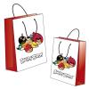 AngryBirds Ajándéktasak közepes álló lakk 160x230x76 Angry Birds 5db/csom