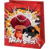 AngryBirds Dísztasak exkluzív közepes általános piros ANGRY BIRDS