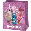 AngryBirds Dísztasak exkluzív nagy lila ANGRY BIRDS