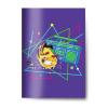 AngryBirds Füzet (36-16) A5 HANGJEGY Angry Birds CLASSIC<20db/csom>