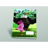 AngryBirds Füzet (86-32) A4 HANGJEGY Angry Birds MOVIE 20db/csom