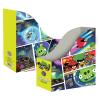 AngryBirds Iratpapucs összehajtható 8cm-es gerinc Angry Birds