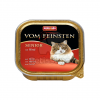 Animonda Cat Vom Feinsten Senior, marha 100 g