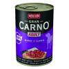 Animonda GranCarno Adult konzerv, marha és bárány 6 x 800 g