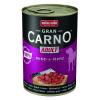Animonda GranCarno Adult konzerv, marha és szív 24 x 400 g