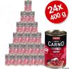 Animonda GranCarno Original Junior 24 x 400 g - Marha & csirke