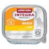 Animonda Integra 6x100g Animonda INTEGRA Protect Adult Nieren tálcás nedves macskatáp-csirke
