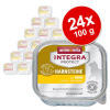 Animonda Integra Protect Adult Harnsteine tálcás 24 x 100 g - Mix (2 fajta)