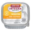 Animonda Integra Protect Sensitive tálcás 6 x 150 g - Csirke & pasztinák
