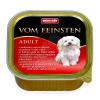 Animonda Vom Feinsten Adult, marha és pulykaszív 150 g
