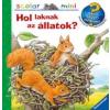 Anne Möller Hol laknak az állatok?