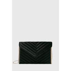 ANSWEAR - Lapos táska Heritage - fekete - 1409181-fekete
