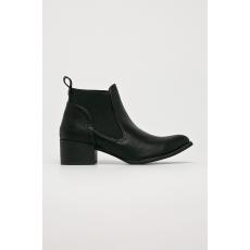 ANSWEAR - Magasszárú cipő - fekete - 1500032-fekete
