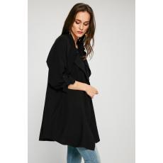 ANSWEAR - Rövid kabát - fekete - 1229732-fekete