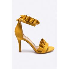 ANSWEAR - Szandál Danic - sárga - 1296524-sárga