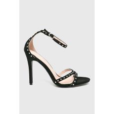ANSWEAR - Szandál Ideal Shoes - fekete - 1341498-fekete
