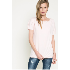 ANSWEAR - Top Because Of You - pasztell rózsaszín