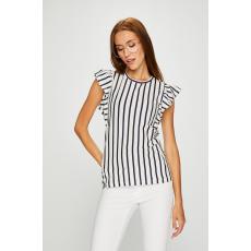 ANSWEAR - Top Stripes Vibes - fehér - 1371632-fehér
