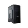 ANTEC GX500 Blue windowed edition fekete táp nélküli ATX (0-761345-15502-1)