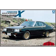 AOSHIMA - Seibu-Keisatsu Machine X rc autó