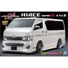 AOSHIMA - Toyota Silkblaze Hiace 200  2010 Version 3