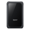 Apacer External HDD Apacer AC532 2.5 2TB USB 3.1, shockproof, Black