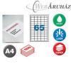 APLI APLI 5 pályás etiket 38x21,2mm 6500db