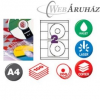 APLI APLI CD/DVD cimke 114mm 200db