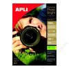 APLI Fotópapír, tintasugaras, A4, 200 g, fényes, APLI Everyday (LEAA12239)