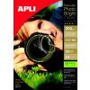 "APLI Fotópapír, tintasugaras, A4, 200 g, fényes, APLI ""Everyday"""