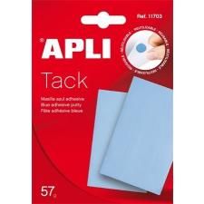 APLI Gyurmaragasztó, 57 g, APLI, kék irodai kellék