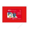 APLI Moosgumi, 400x600 mm, APLI Eva Sheets, piros (LCA12756)