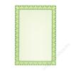 APLI Oklevélpapír, A4, 115 g, APLI, smaragdzöld (LCA11969)