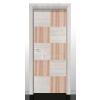 APOLLÓN 13H CPL fóliás beltéri ajtó, 100x210 cm