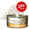 Applaws hús-/hallében 24 x 70 g - Tonhal & rák