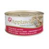 Applaws hús-/hallében 6 x 70 g - Tonhalfilé & sajt