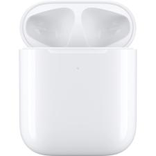 Apple AirPods, vezeték nélküli töltő tok MR8U2ZM/A audió kellék